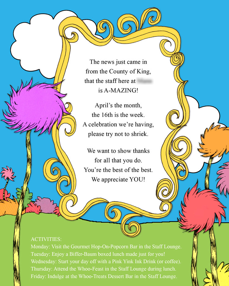 Dr Seuss Quotes For Teachers. QuotesGram