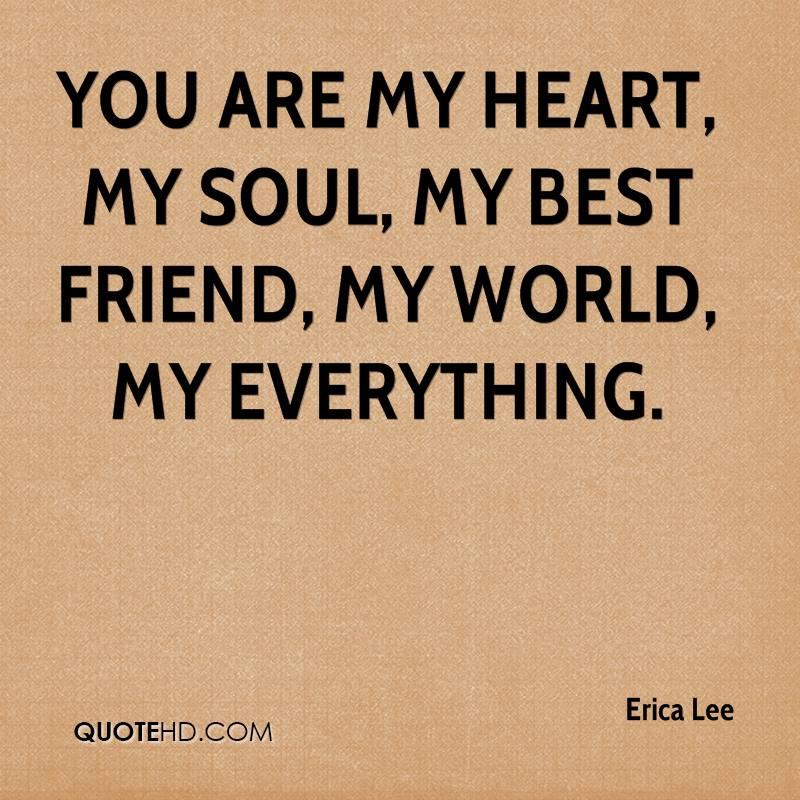 You Are My Everything Quotes Quotesgram