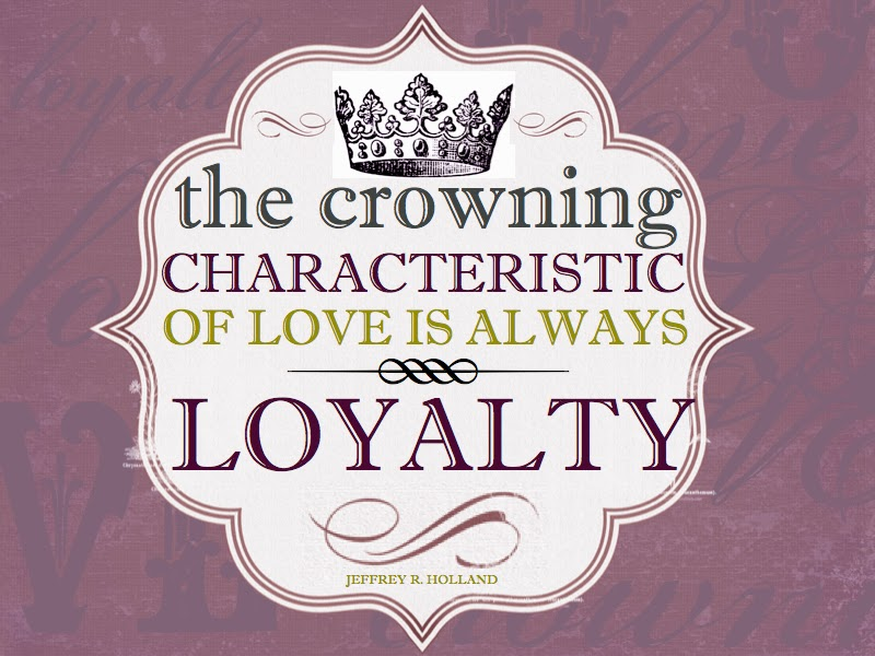 Honesty And Loyalty Quotes. QuotesGram
