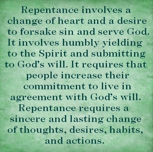 a description of repentance and forgiveness in the gospel of luke Luke as gospel of repentance jesus in the narrative of luke loves to preach, teach and embody the theme of repentance and forgiveness luke's version of the calling of the disciples in luke.