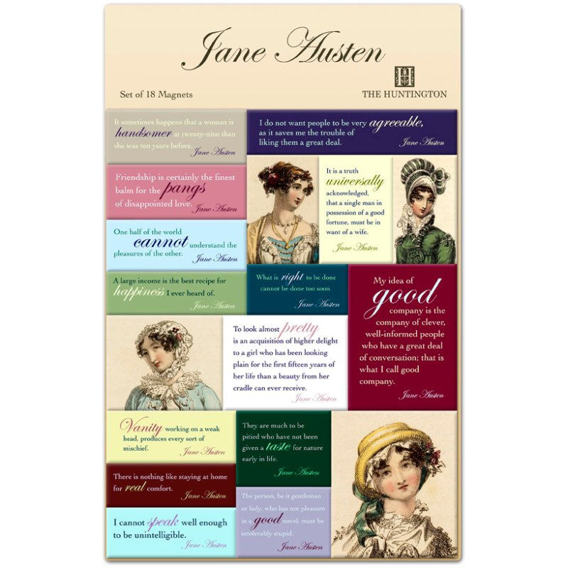 essays by jane austen The new historicism as an approach for assessing noncontemporary works regards the historical and cultural context that is generally the more.