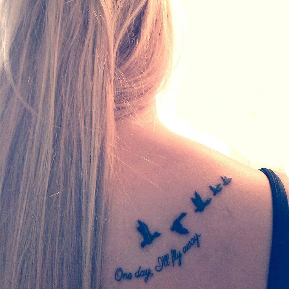 Quotes About Birds Flying Away. QuotesGram
