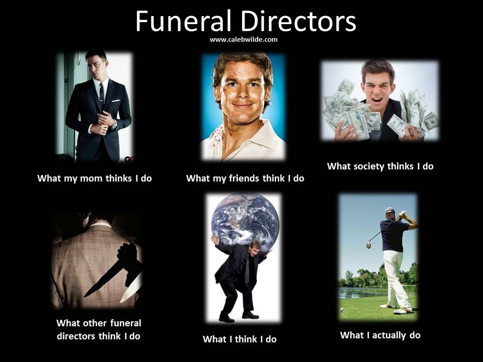 Funny Quotes About Funeral Directors. QuotesGram