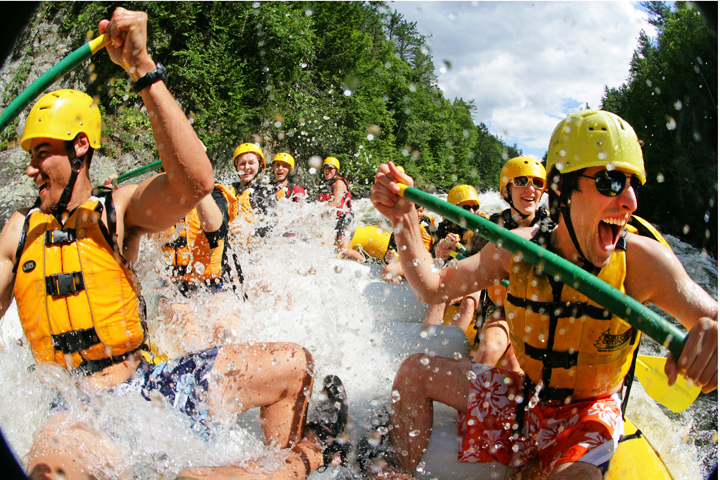 Quotes About Rafting Quotesgram