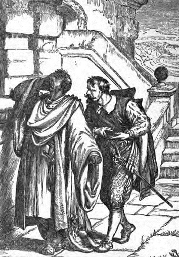 iago the evil in othello In iago however, relentlessly seeking revenge on othello for some  anyway, as  if his nature is evil independent of vengeful motivations and.