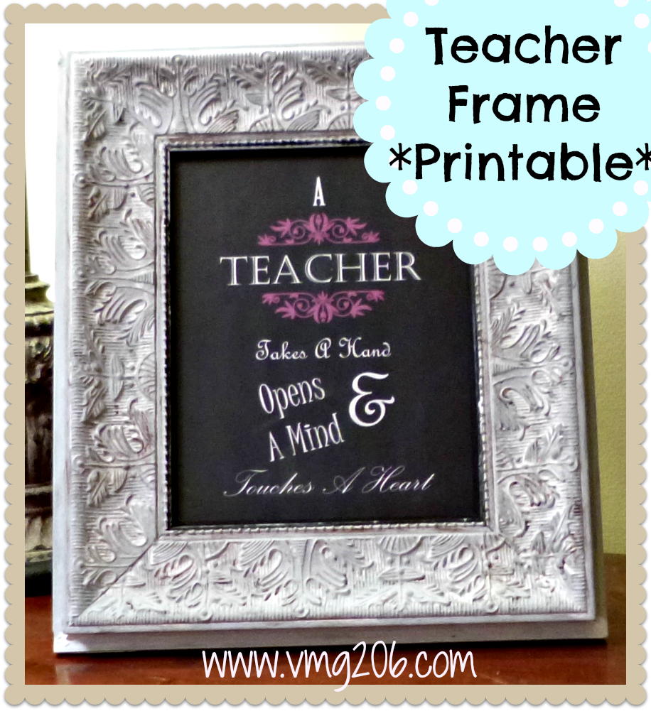 Frame Quotes In A Good Teacher Quotesgram