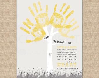Handprint Tree Quotes Quotesgram