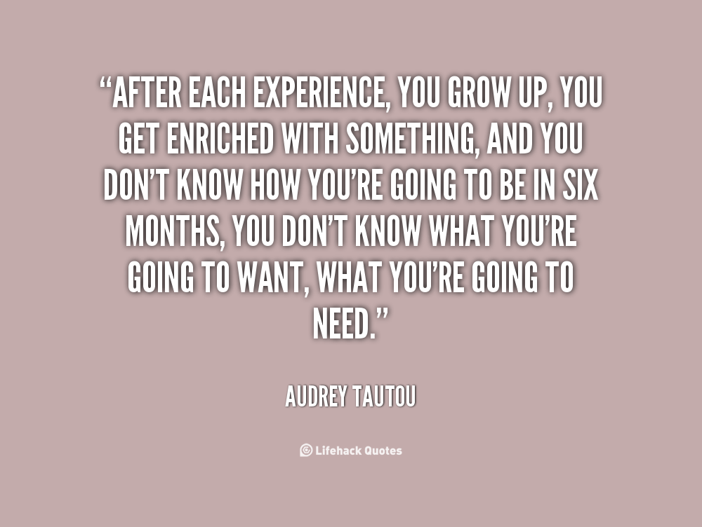You Need To Grow Up Quotes. QuotesGram