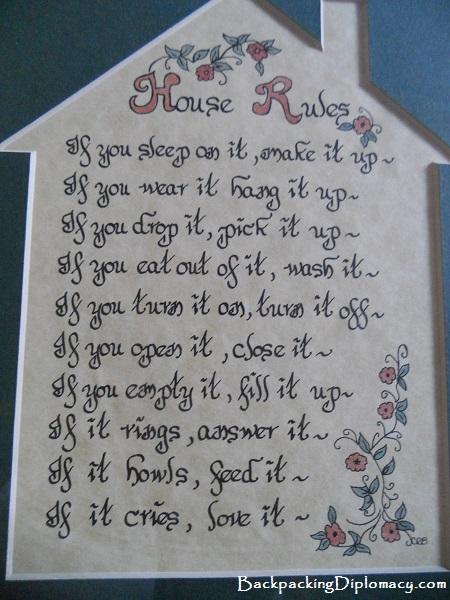 College Rules Roommate Quotes Quotesgram
