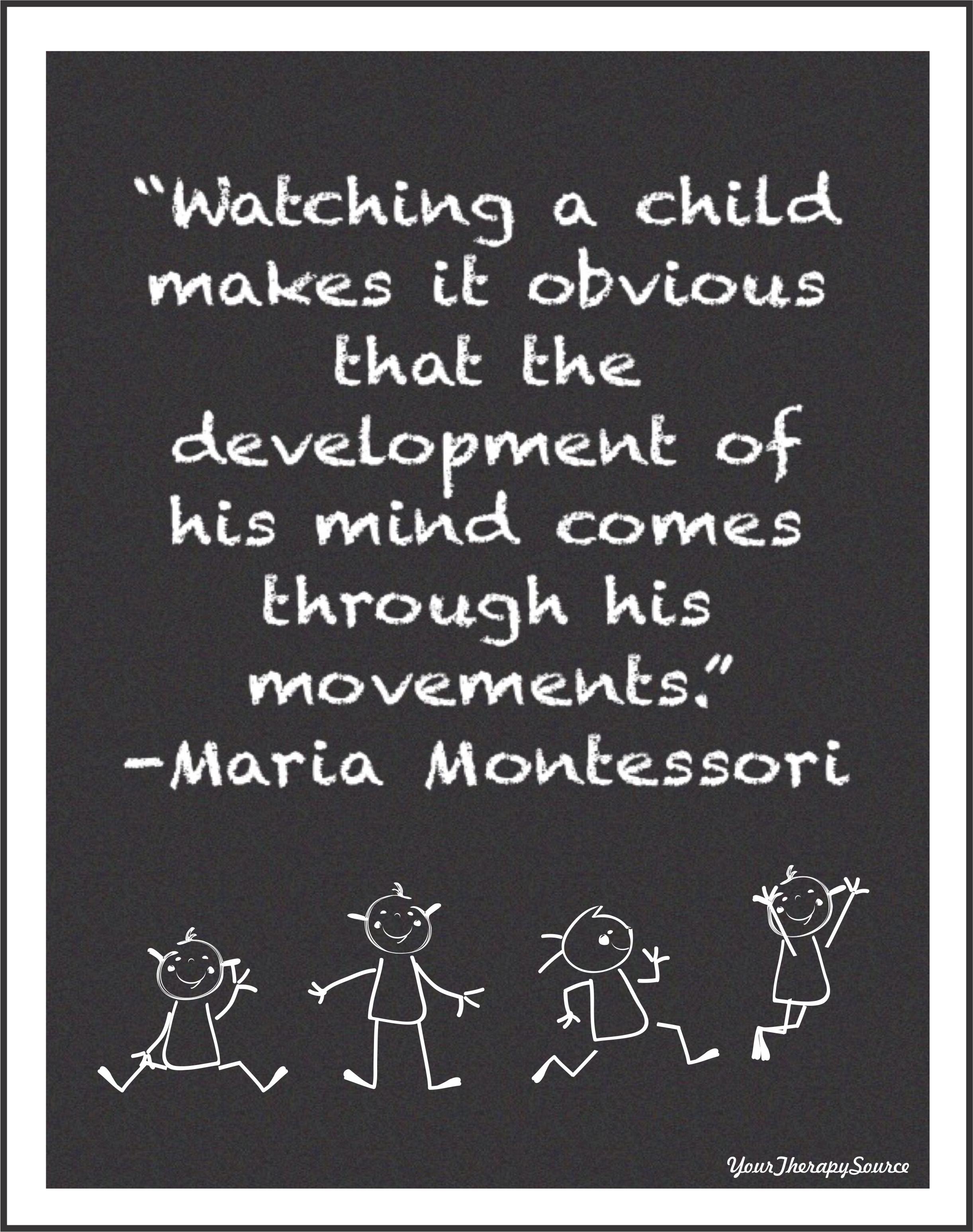 Source Maria Montessori With Quotes Quotesgram