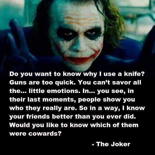twisted joker quotes quotesgram