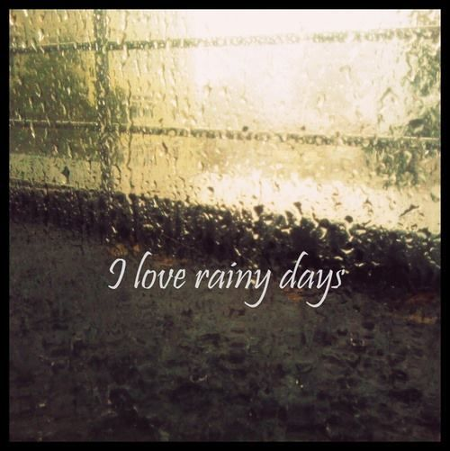 Funny Quotes About Rainy Days
