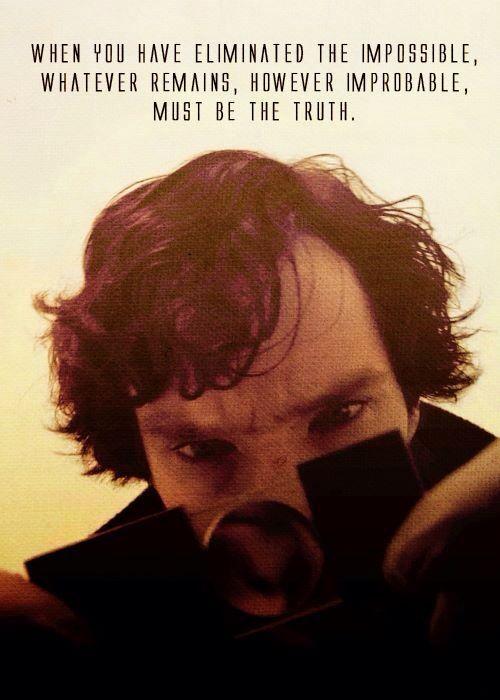 Sherlock Holmes Sad Quotes. QuotesGram