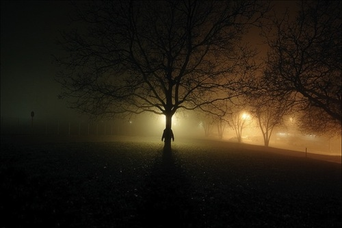 Alone Light Lonely Night Peace Favim Com Cold And Quotes