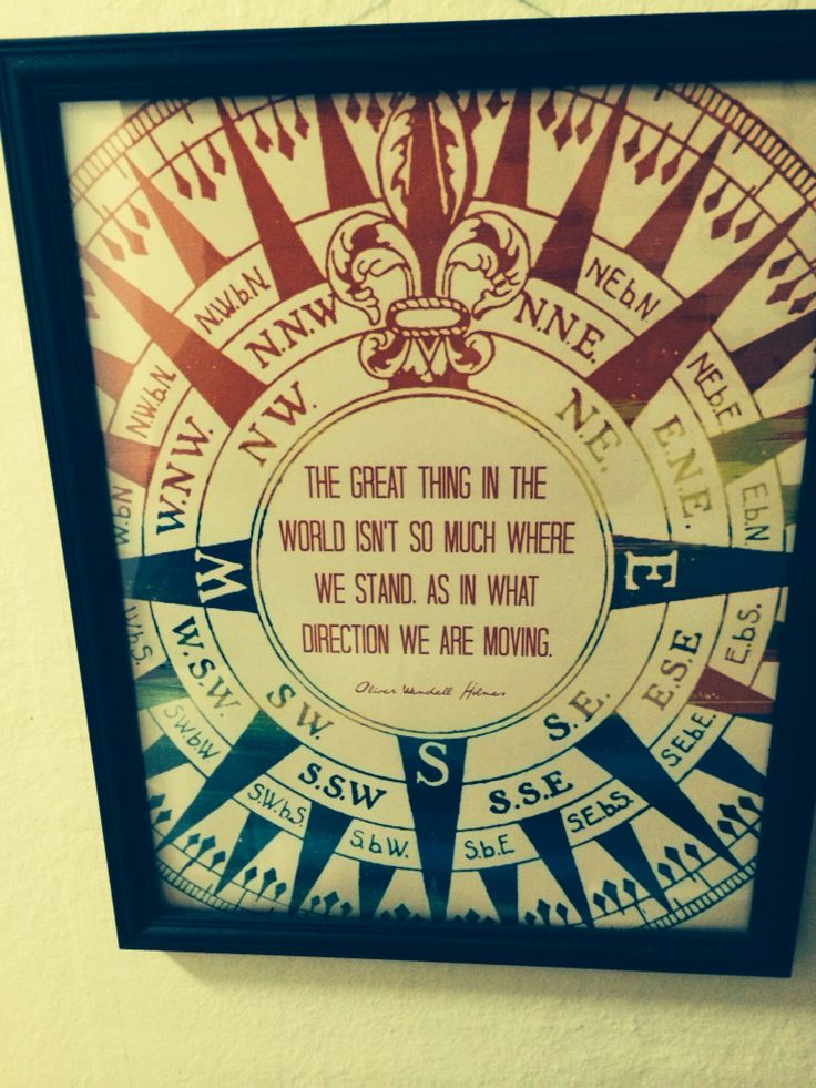 Quotes About Direction Compass Quotesgram