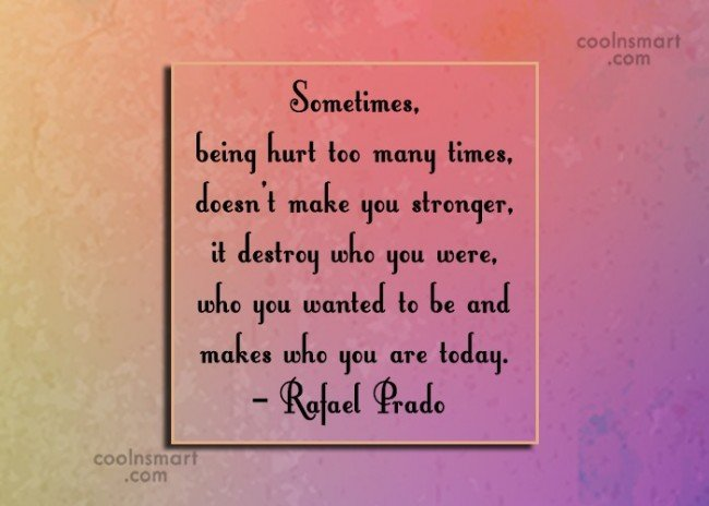 Quotes About Being Hurt: Quotes About Being Too Smart. QuotesGram