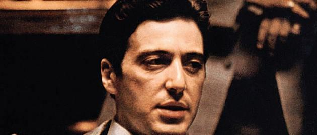 michael corleone leadership Lee strasberg as hyman roth and al pacino as michael corleone discuss the mob's cuban business interests in a  which is still under communist leadership.