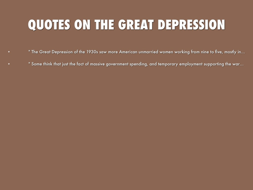 Sad Quotes About Depression: Great Depression Quotes. QuotesGram