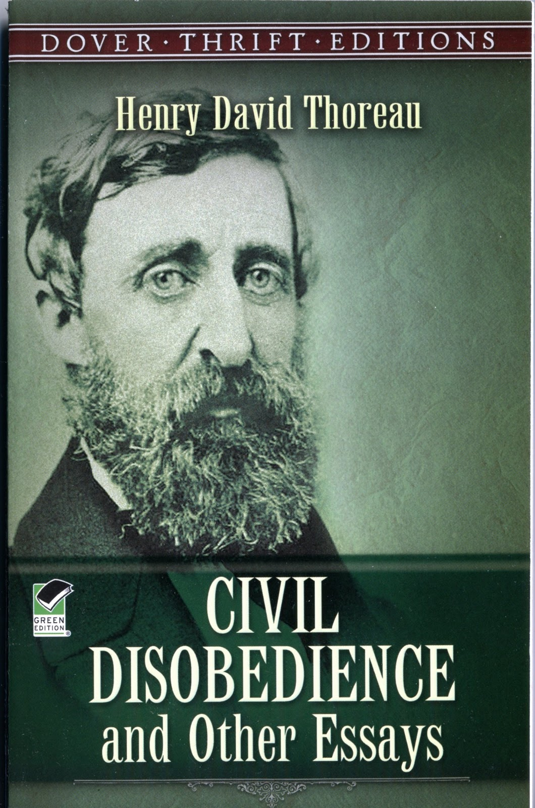civil disobedience by henry david thoreau Henry david thoreau wrote the essay civil disobedience to show his opposition to slavery and american imperialism his essay has influenced many.