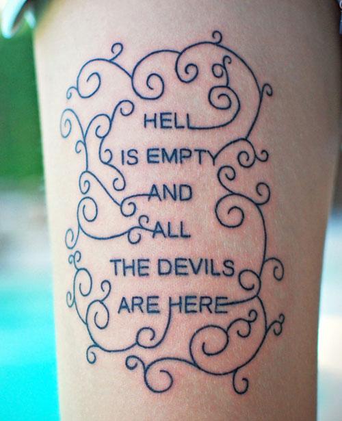 Tattoo Quotes Short Latin: Latin Tattoo Quotes Self Love. QuotesGram