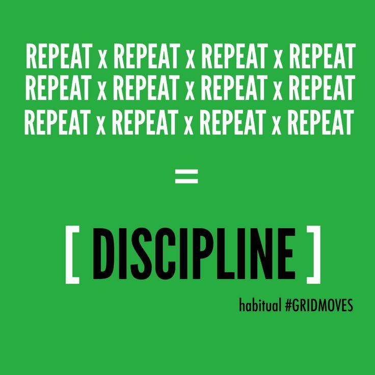 Inspirational Quotes Motivation: Discipline Quotes. QuotesGram