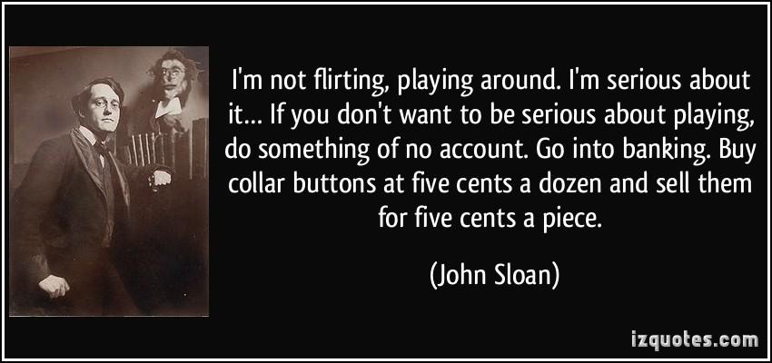 im a flirt dirty