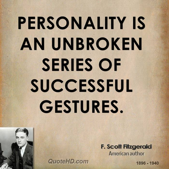 Quotes About Personality: Unbroken Quotes. QuotesGram