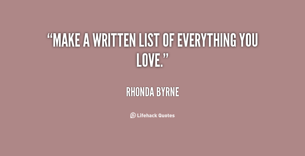 quotes from rhonda byrne quotesgram