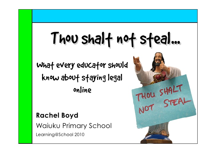 Let's Talk About Stealing |Not Stealing
