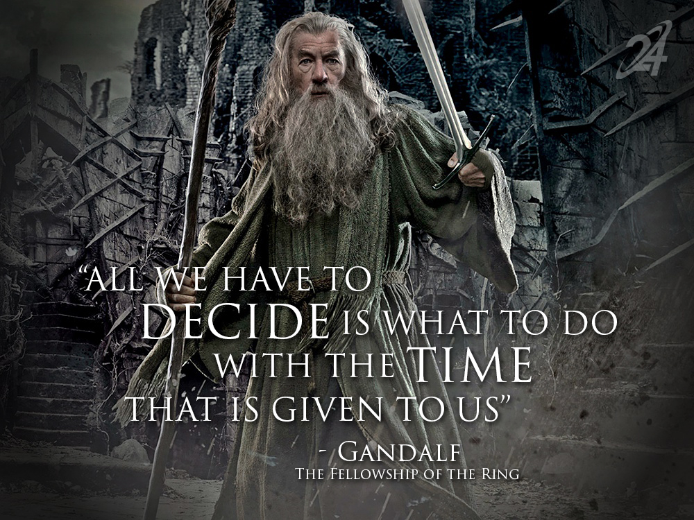 gandalf as the guide archetype Gandalf and pippin are about to enter the citadel and gandalf gives pippin a few  last minute instructions leave quiet  in doing so tolkien does not steal an idea  from wagner but draws from the same archetype the true.