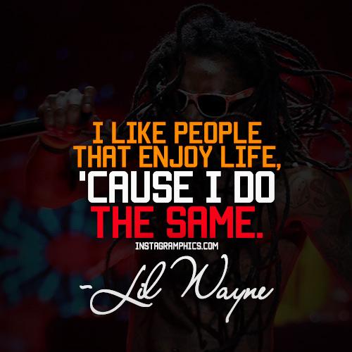Lil Wayne Quotes Life. QuotesGram