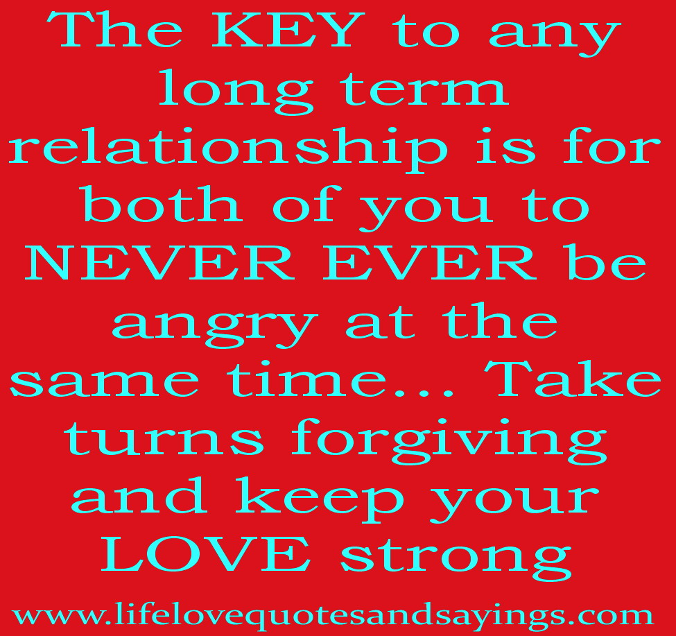 Love And Relationships Quotes: Long Term Relationship Quotes. QuotesGram