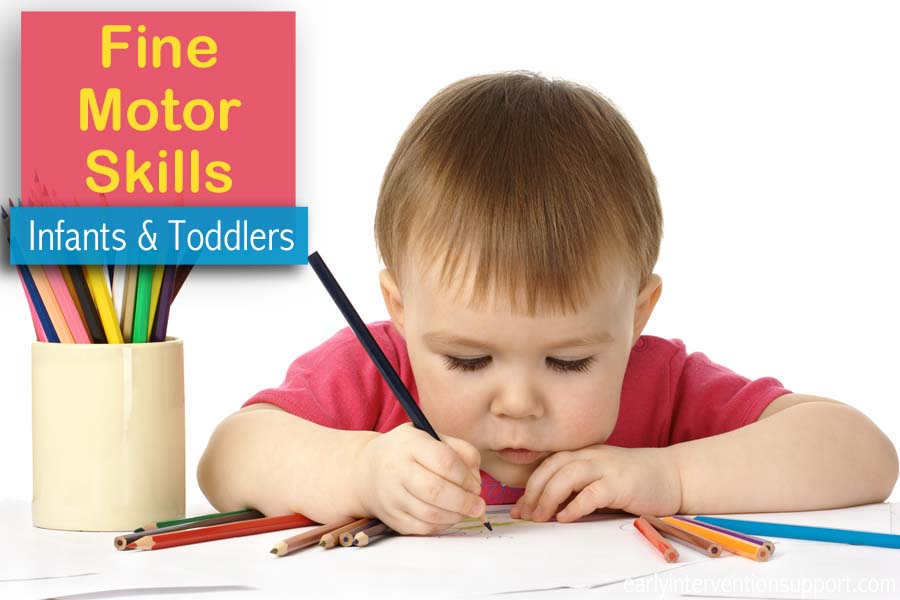 Quotes About Fine Motor Development And Preschoolers