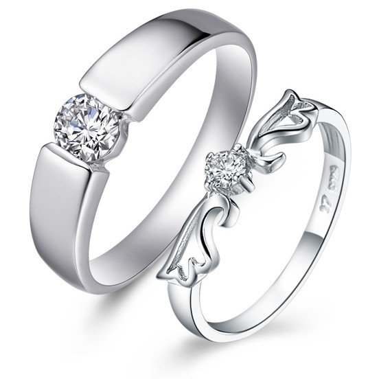 wedding rings men and women with quotes quotesgram. Black Bedroom Furniture Sets. Home Design Ideas