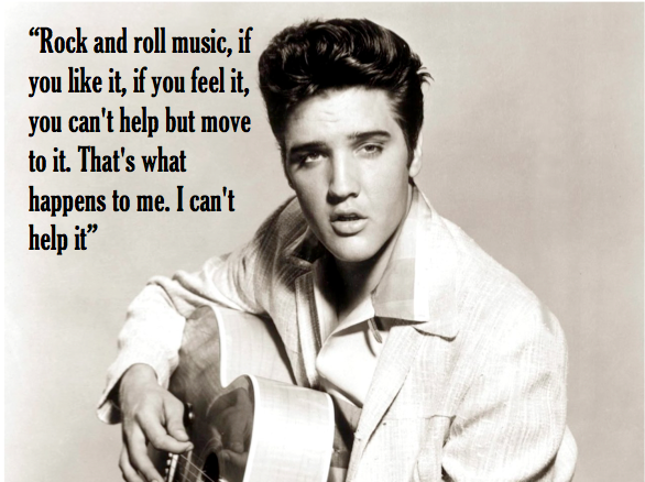 Elvis Presley Song Quotes Quotesgram