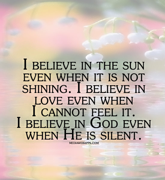 i believe in you quotes and sayings - photo #37