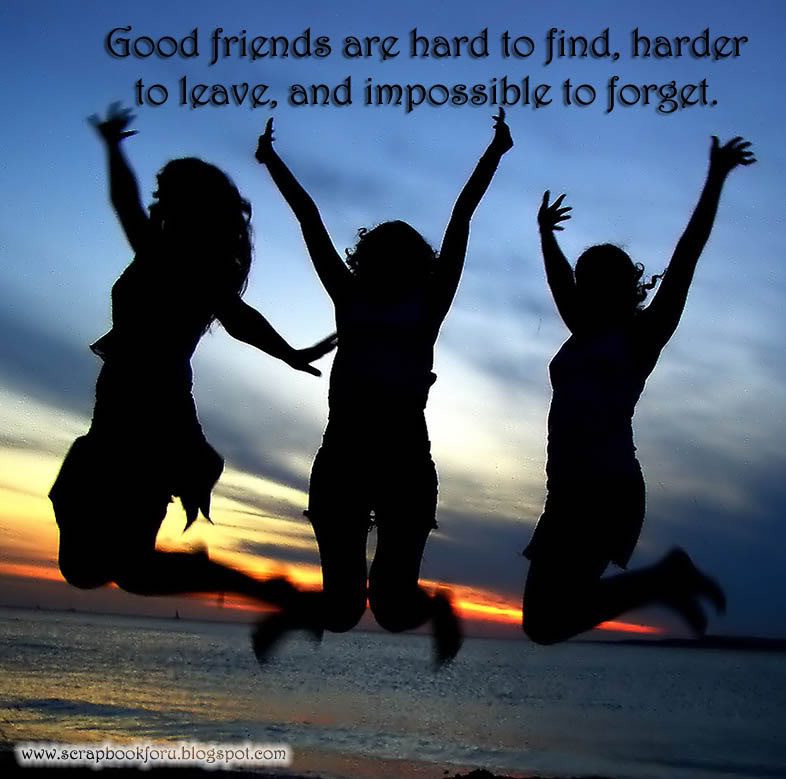 Three Girls Best Friends Quotes Quotesgram