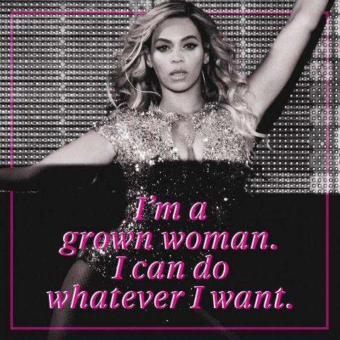 Beyonce grown woman quotes quotesgram - Beyonce diva lyrics ...