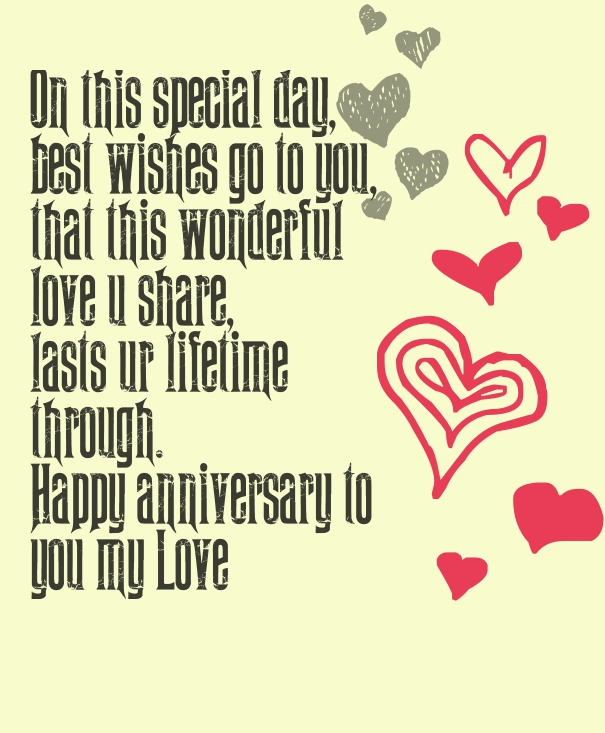 Marriage Anniversary Quotes For Couple: Cute Wedding Anniversary Quotes. QuotesGram