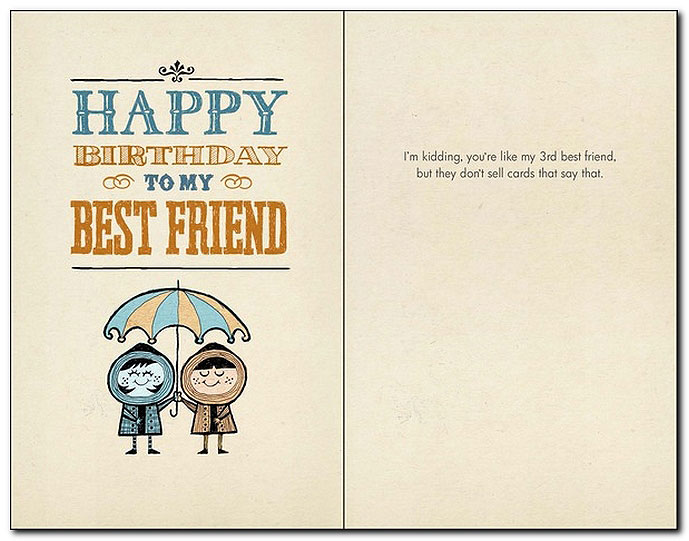 Happy Birthday Cards For Male Friends Cute Birthday Gift – Happy Birthday Cards for a Guy Friend