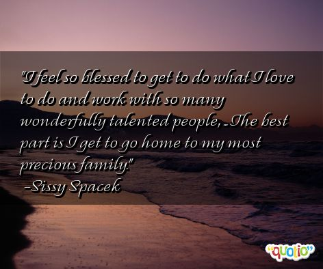 I Am Blessed And Highly Favored Quotes So Blessed Quotes. Quo...
