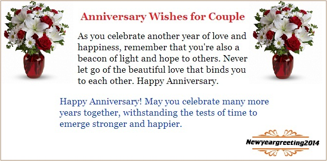 Happy st wedding anniversary quotes for daughter quotesgram