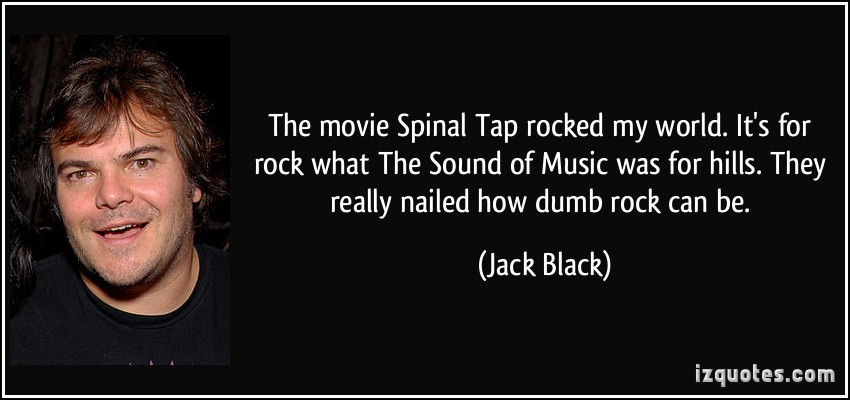 Quotes From Spinal Tap Quotesgram