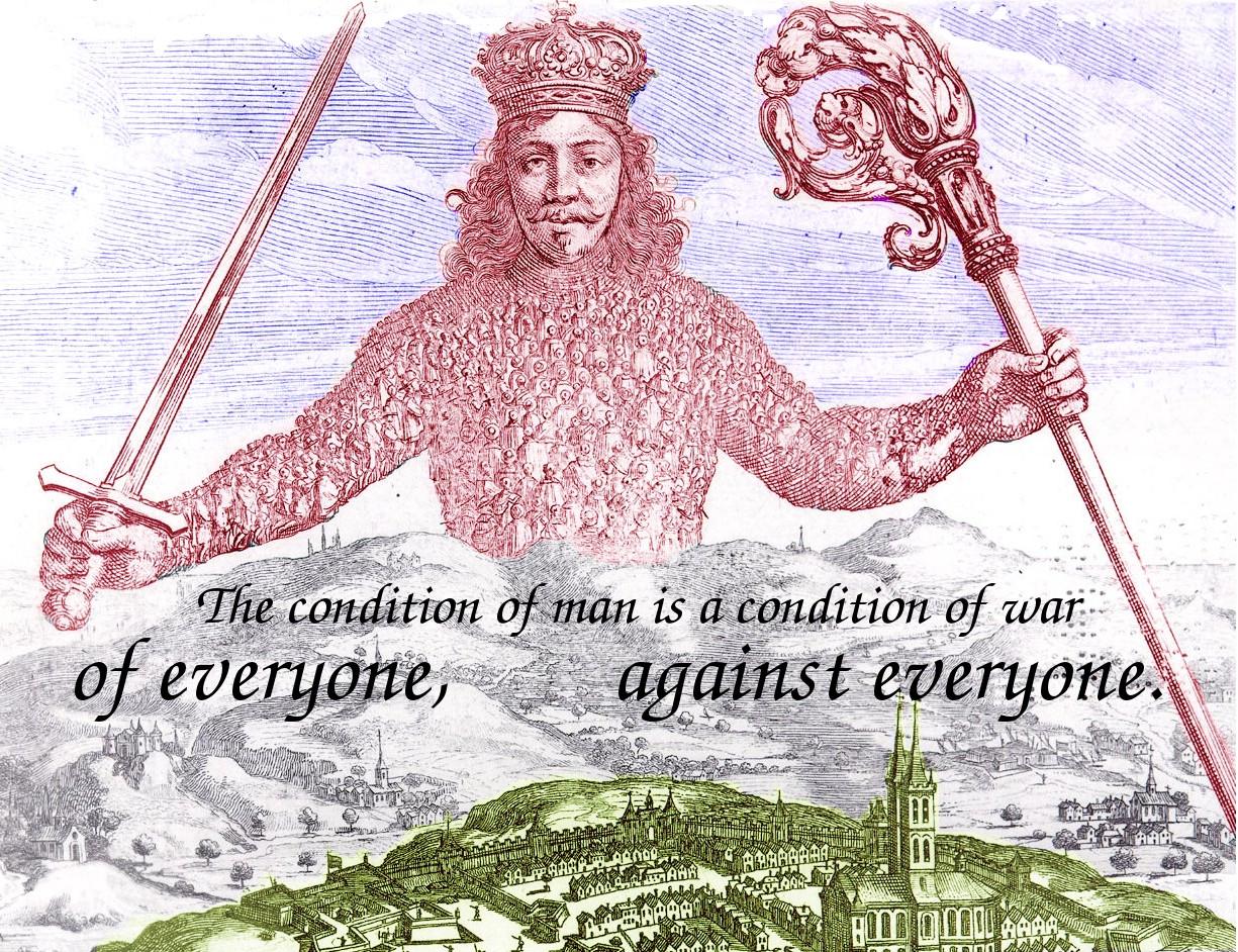POLITICAL THEORY - Thomas Hobbes - YouTube