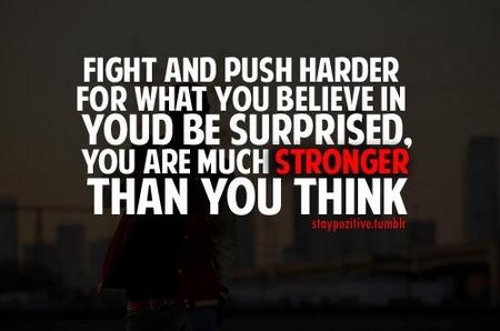 Push Harder Quotes. QuotesGram
