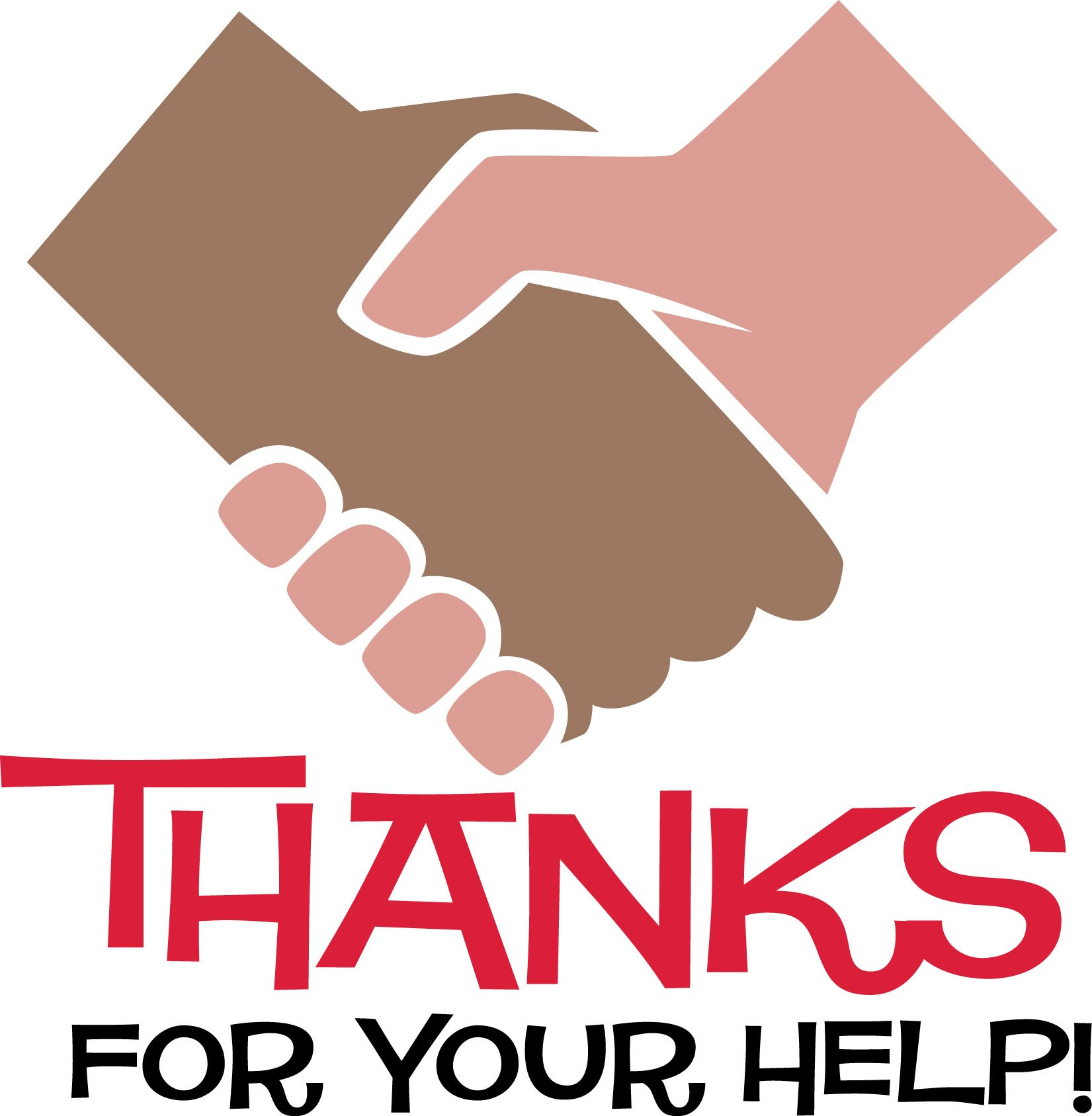 how to say thank you for your help