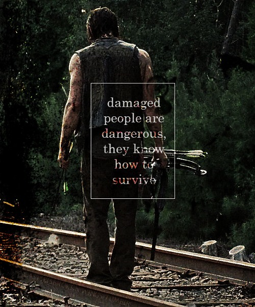 The Walking Dead Daryl Quotes. QuotesGram