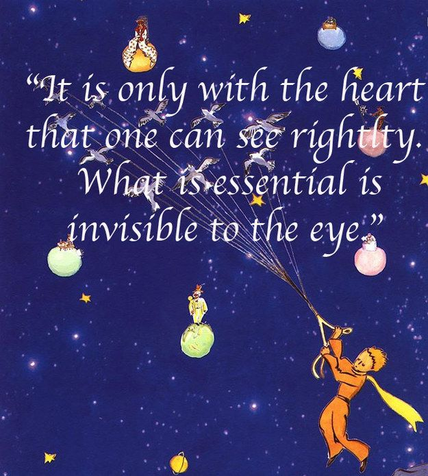 Quotes From The Little Prince Quotesgram: Love The Little Prince Quotes. QuotesGram