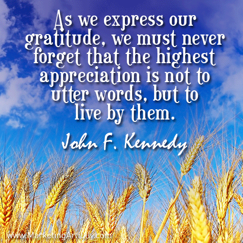 Quotes About Thanks And Appreciation: Quotes Expressing Gratitude. QuotesGram