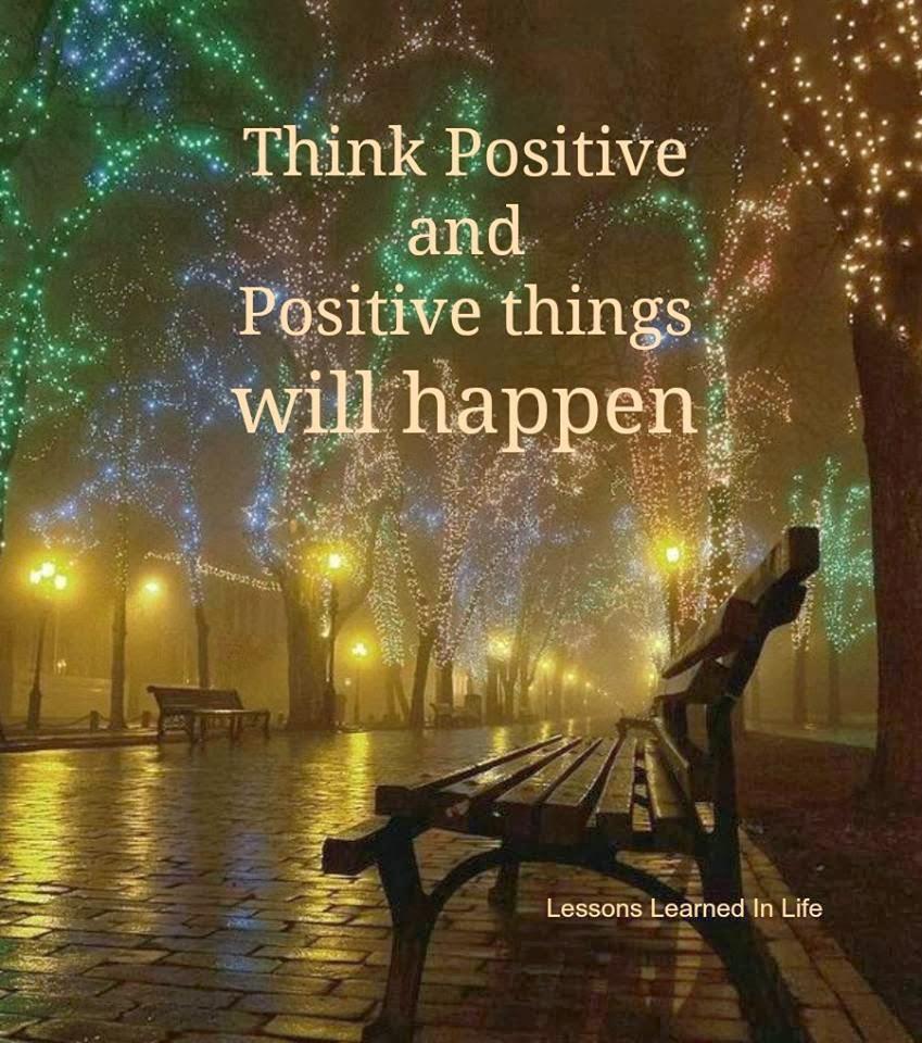 Facebook Positive Attitude Quotes: Positive Thinking Quotes For Facebook. QuotesGram